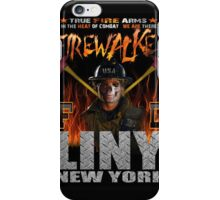 LINY FIRE DEPARTMENT iPhone Case/Skin