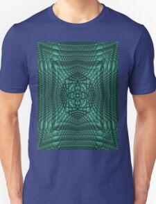 Blue Rattan  Unisex T-Shirt
