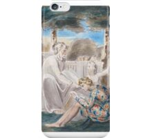 William Blake Age Teaching Youth  iPhone Case/Skin
