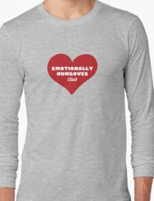 Emotionally Hungover Club Long Sleeve T-Shirt