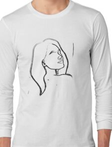 Sketch Long Sleeve T-Shirt
