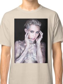Miley Cyrus By Photographer Rankin Classic T-Shirt