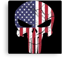 Punisher Canvas Print