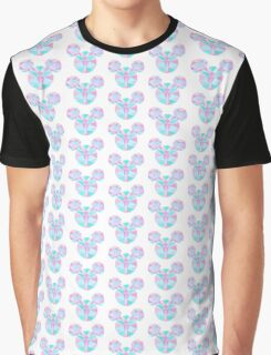 Crystal Mouse Graphic T-Shirt