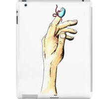 Retrograde iPad Case/Skin