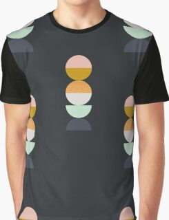 Totem - Navy Graphic T-Shirt