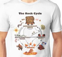 The Rock Cycle  Unisex T-Shirt