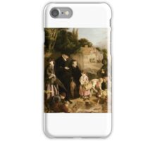 William Henry Knight - The Last Change iPhone Case/Skin