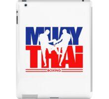 Muay Thay Boxing Logo Thailand Martial Art  iPad Case/Skin