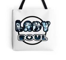 Lady Soul - Blue Tote Bag