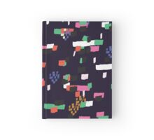 Confetti - Navy Hardcover Journal