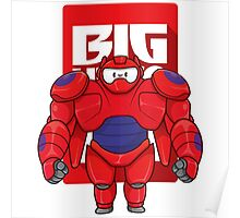 Big Hero Poster