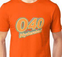 040 Hyderabad Unisex T-Shirt