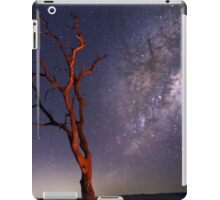 Red Tree In the Night iPad Case/Skin