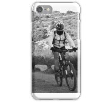 Mountain Biker iPhone Case/Skin