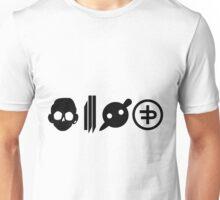 Knife Party, Skrillex, Flux Pavilion, Zomboy Unisex T-Shirt