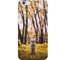 I Love the Passing of Time iPhone Case/Skin
