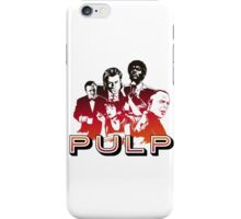 Pulp Illustration LZ iPhone Case/Skin