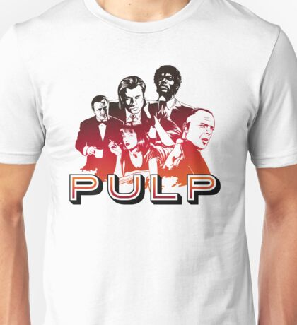 Pulp Illustration LZ Unisex T-Shirt