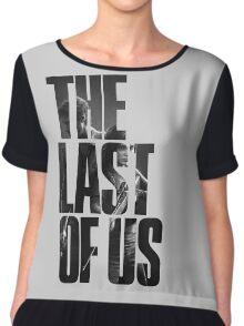 The Last of Us Chiffon Top