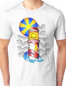 Traditional Lighthouse  Unisex T-Shirt