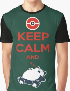 keep calm Graphic T-Shirt