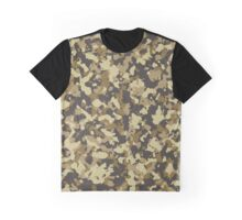 Sand Camo Graphic T-Shirt