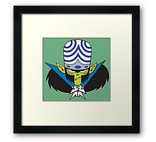 Powerpuff Girls - Mojo Jojo Framed Print