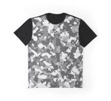 Snow Camo Graphic T-Shirt