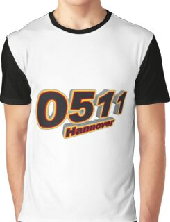 0511 Hannover Graphic T-Shirt