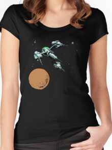 The Liberator Women's Fitted Scoop T-Shirt