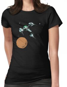 The Liberator Womens Fitted T-Shirt