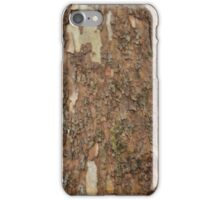 Some Tree Bark I Guess iPhone Case/Skin