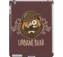 Urbane Bear iPad Case/Skin