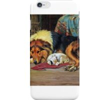 Wright Barker - No Walk Today iPhone Case/Skin