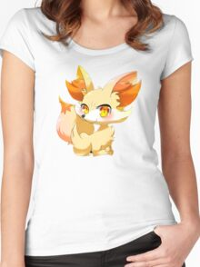 Cute Pocket Monster 2 Women's Fitted Scoop T-Shirt