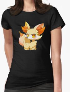 Cute Pocket Monster 2 Womens Fitted T-Shirt
