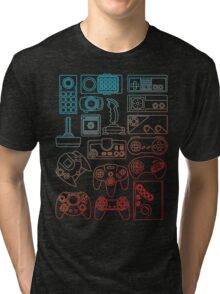Control Freak Tri-blend T-Shirt