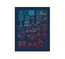 Control Freak Art Print