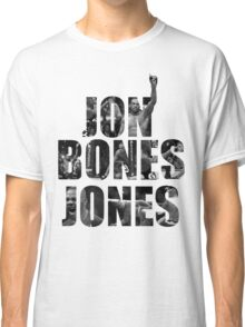 "Jon ""Bones"" Jones Classic T-Shirt"