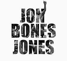 "Jon ""Bones"" Jones Unisex T-Shirt"