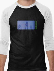 This looks like trouble Men's Baseball ¾ T-Shirt