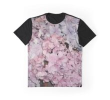 Hydrangea splendour Graphic T-Shirt