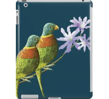 Rainbow lorikeet of Australia 4 iPad Case/Skin