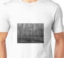 Bare forestry Unisex T-Shirt