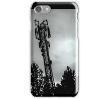 Antenna Silhouette iPhone Case/Skin