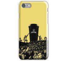 DAWN OF COFFEE iPhone Case/Skin