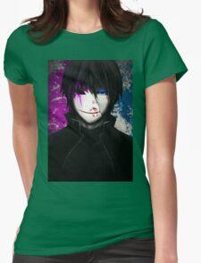 Hidenobu Kiuchi Womens Fitted T-Shirt