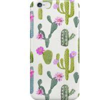 Exotic Cactus Plant Design iPhone Case/Skin