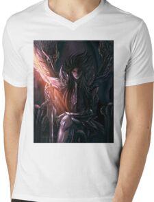 Saint Seiya Hades  Mens V-Neck T-Shirt